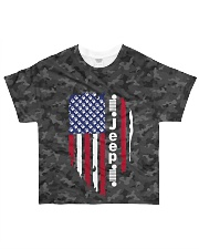 ngantest All-over T-Shirt front
