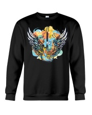 wings of guitar Crewneck Sweatshirt thumbnail