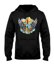 wings of guitar Hooded Sweatshirt thumbnail
