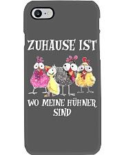 Hühner  Phone Case thumbnail