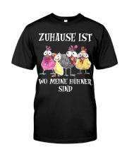 Hühner  Classic T-Shirt thumbnail