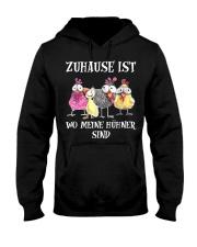 Hühner  Hooded Sweatshirt thumbnail