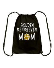 Golden Retrievers Drawstring Bag thumbnail
