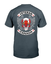 Canadian Army Vets - LIMITED EDITION  Classic T-Shirt back