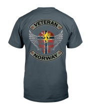 Norway Vets - LIMITED EDITION  Classic T-Shirt back