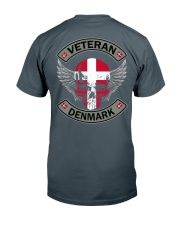Denmark Vets - LIMITED EDITION  Classic T-Shirt back