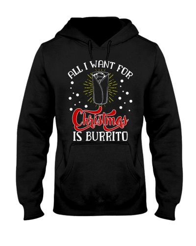All I want for christmas is Burrito Funny Gift