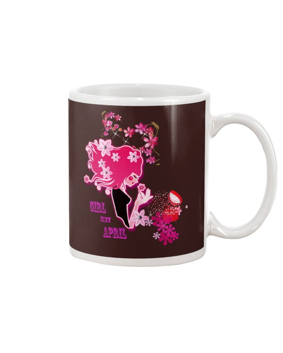 EIDITION LIMITED- GIRL IN APRIL Mug