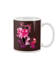 EIDITION LIMITED- GIRL IN APRIL Mug front