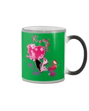 EIDITION LIMITED- GIRL IN APRIL Color Changing Mug thumbnail