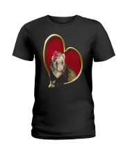 Mother's Day Ferret Ladies T-Shirt thumbnail