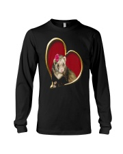 Mother's Day Ferret Long Sleeve Tee thumbnail