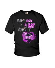 NOT A RAT MY FERRET Youth T-Shirt thumbnail