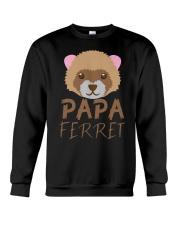 PAPA FERRET Crewneck Sweatshirt thumbnail