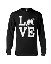 I Love Ferrets  Long Sleeve Tee thumbnail