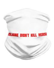 Ghislaine Didn't Kill Herself Neck Gaiter thumbnail