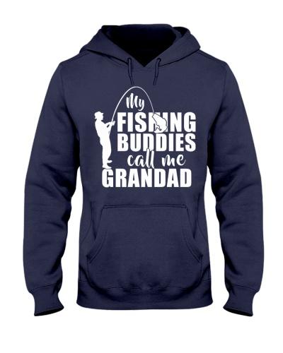 My Fishing Buddies Call Me Grandad Gifts