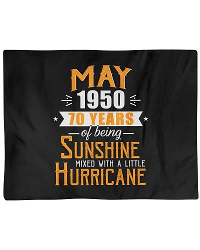 May 1950 Anniversary 70 Years of Being Sunshine