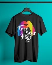 Bear Hugs Gift LGBT Pride Month Classic T-Shirt lifestyle-mens-crewneck-front-3