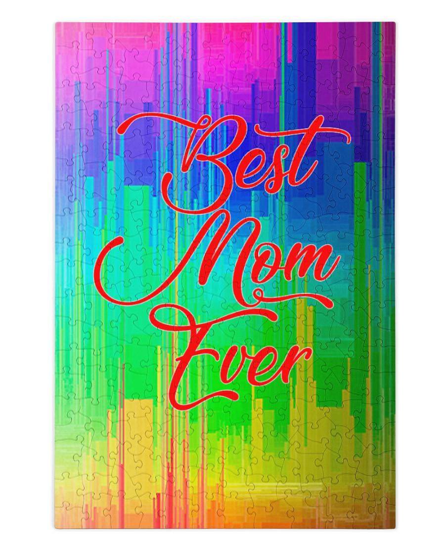 Best Mom Ever 250 Piece Puzzle (vertical)