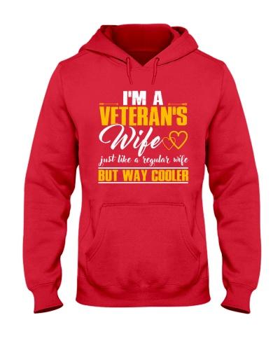 I'm A Veteran's Wife But Way Cooler