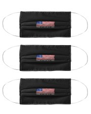 Betsy Ross 1776  Cloth Face Mask - 3 Pack thumbnail