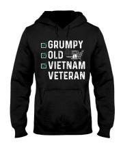 Grumpy Old Vietnam Veteran Hooded Sweatshirt thumbnail