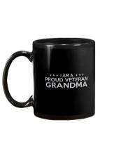 Proud Veteran Grandma Mug back