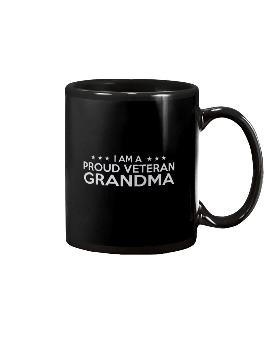 Proud Veteran Grandma Mug