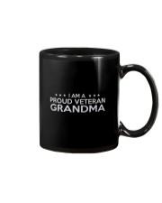 Proud Veteran Grandma Mug front