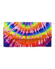 Tie-dye Cloth face mask front