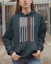 Dog Dads American Flag Pride 4th of July  Hooded Sweatshirt apparel-hooded-sweatshirt-lifestyle-07