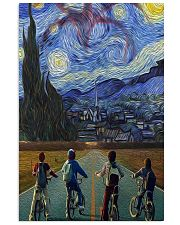 Stranger Things Starry Night Poster 11x17 Poster front