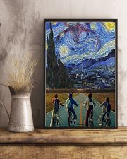 Stranger Things Starry Night Poster 11x17 Poster lifestyle-poster-3