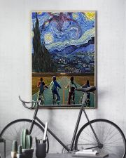 Stranger Things Starry Night Poster 11x17 Poster lifestyle-poster-7