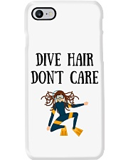 Dive hair don't care Phone Case thumbnail