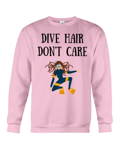 Dive hair don't care