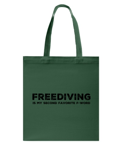 Freediving is my second favorite F-word