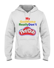 My GodMama ReallyDon't  Hooded Sweatshirt thumbnail
