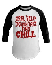 Only16 today Documentaries' shirt Baseball Tee tile
