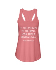 TO THE WINDOW  Ladies Flowy Tank thumbnail