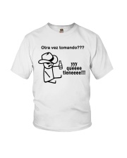 ONLY 16 TODAY- OTRA VEZ TOMANDO Youth T-Shirt thumbnail