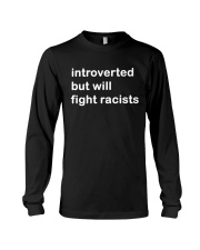 Only 16 today- introverted  Long Sleeve Tee thumbnail