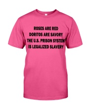 ROSES ARE RED Classic T-Shirt thumbnail