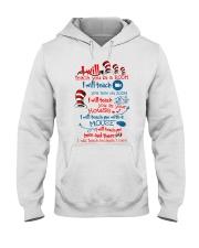 i will teach you in a room Hooded Sweatshirt thumbnail