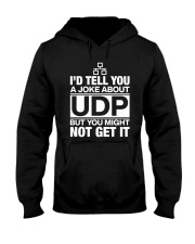 UDP- Shirt Hooded Sweatshirt thumbnail