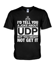 UDP- Shirt V-Neck T-Shirt tile