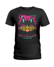 ONLY 17 TODAY- MOTHMAN Ladies T-Shirt thumbnail