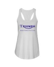 TRIUMPH MOTORCYCLES   Ladies Flowy Tank thumbnail