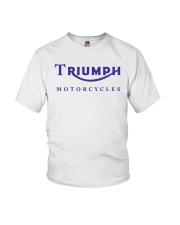 TRIUMPH MOTORCYCLES   Youth T-Shirt thumbnail